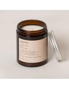 BOUGIE PARFUMEE HAPPY
