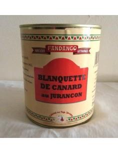 BLANQUETTE DE CANARD AU...