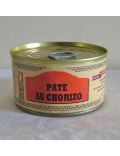 PATE AU CHORIZO