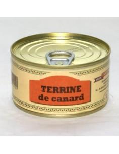 TERRINE DE CANARD