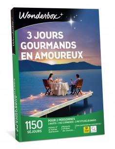 SEJOUR GOURMAND 3 JOURS/ 2...