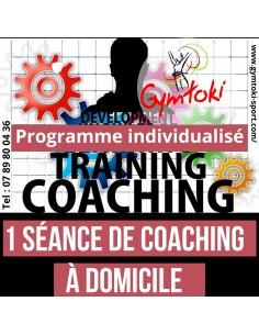 1 séance de coaching à...
