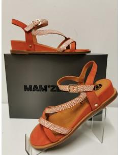 Sandale MAMZELLE Olim orange