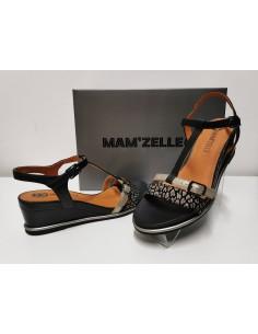 Sandale MAMZELLE cuir nipa...
