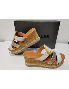 Sandale mule MAMZELLE cuir...