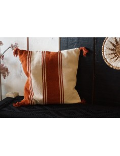 COUSSIN GROSSES RAYURES