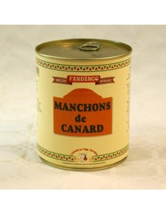 MANCHONS DE CANARD