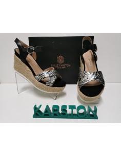 Sandale compensé KARSTON...