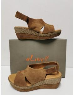Sandale compensé ALIWELL...
