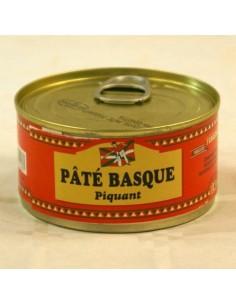 PATE BASQUE PUR PORC PIQUANT