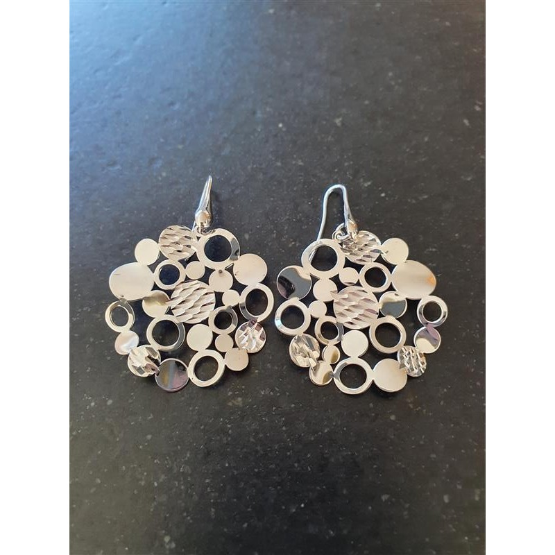 Boucles d'oreilles Argent-Bijoux argent
